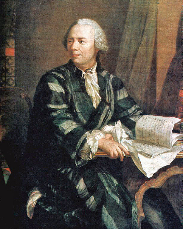 history on paul euler Yiu: elementary mathematical works of euler 1 the elementary mathematical works of leonhard euler (1707 – 1783) paul yiu department of mathematics.
